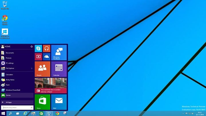 Windows10StartScreen